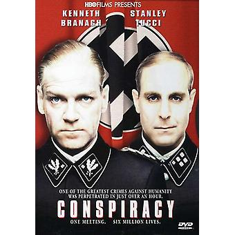 Conspiracy [DVD] USA import