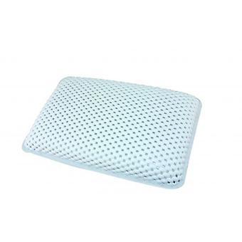 Luxus Bad Kissen mit Saugnapf auf Rückseite sichert das Kissen vorhanden