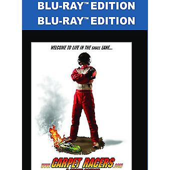 Carpet Racers: A Crash Course [Blu-ray] USA import
