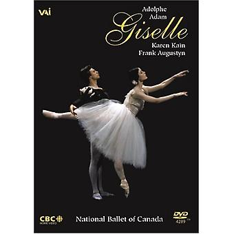 Giselle Ballet [DVD] USA import