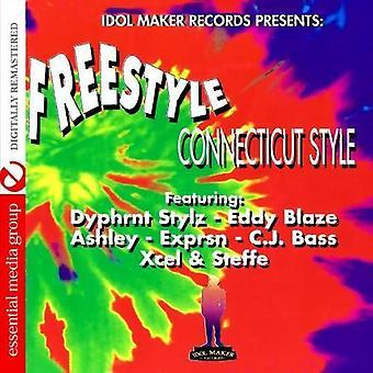 Idol Maker Records präsentiert Freestyle Connecticut - Idol Maker Records präsentiert Freestyle Connecticut [CD] USA importieren