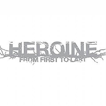 From First to Last - Heroine [CD] USA import