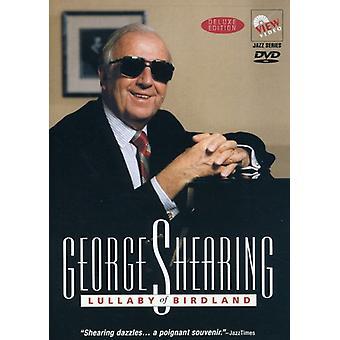 George Shearing - Lullaby of Birdland [DVD] USA import