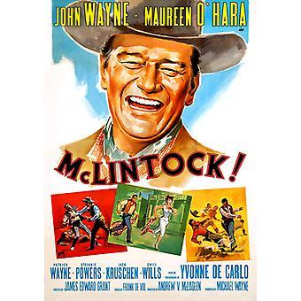 McLintock [DVD] USA import