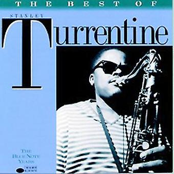 Stanley Turrentine - Best of Stanley Turrentine [CD] USA import