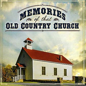Memories of That Old Country Church - Memories of That Old Country Church [CD] USA import