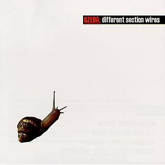Uzeda - Different Section Wires [CD] USA import
