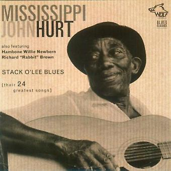 Mississippi John Hurt - Stack o ' Lee Blues [CD] USA import