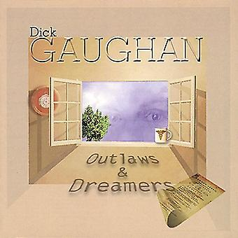 Dick Gaughan - Outlaws & Dreamers [CD] USA import