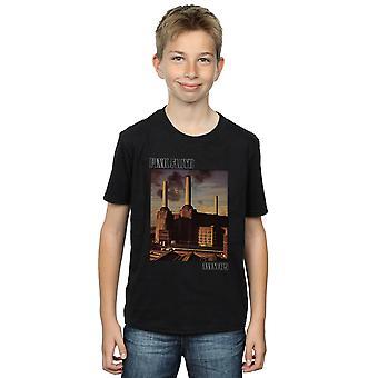 Pink Floyd garçons animaux Poster T-Shirt