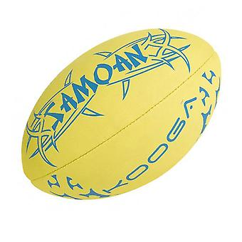 KOOGA Samoan Training Rugby Ball [yellow]