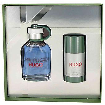 Hugo Boss Hugo Man Gift Set 75ml EDT + Dezodorant w sztyfcie 75ml