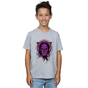 Harry Potter Boys Neon Death Eater T-Shirt