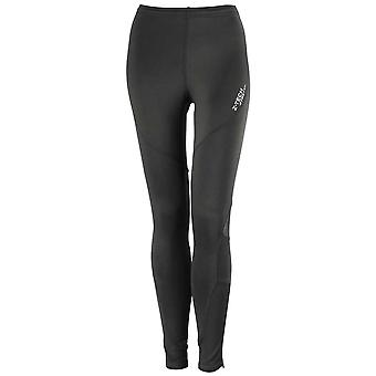 Spiro Ladies Colours Spiro Sports Sprint Training Pant / Trousers Black,Grey