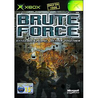 Brute Force (Xbox) - As New