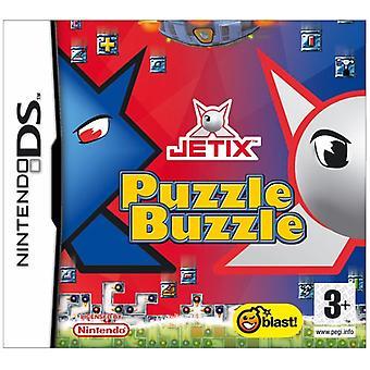 Jetix Puzzle Buzzle (Nintendo DS)-nieuw