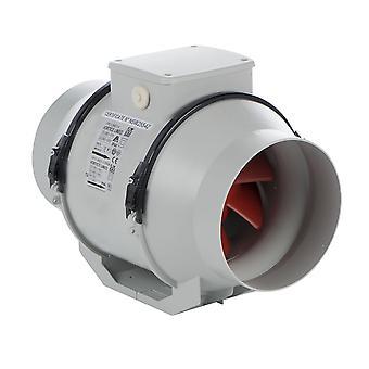 Inline fan LINEO 200 max. 1080 m³/u diverse modellen IPX4