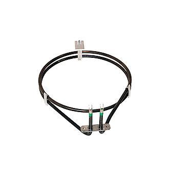 Ventilateur de 2100 Watt Bosch élément de four