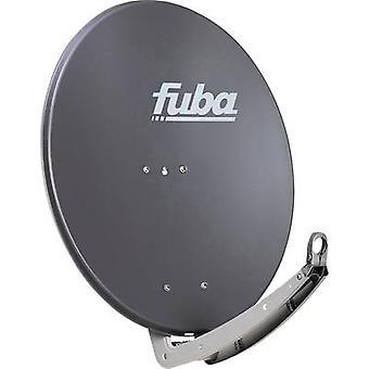 fuba DAA 780 A SAT antenna 78 cm Reflective material: Aluminium Basalt grey
