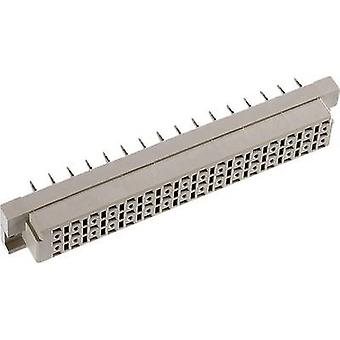Edge connector (receptacle) 108-40065 Total number of pins 48 No. of rows 3 ept 1 pc(s)
