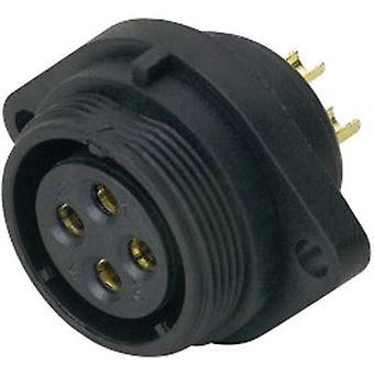 Weipu SP2113/S 4 bala conector Socket, built-in série (conectores): SP21 número total de pinos: 4 1 PC (S)