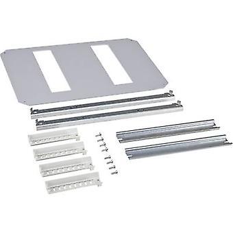 Fibox DRS ARCA 403015 Quadro de montagem 2 linhas Cinza de aço (L x W) 400 mm x 300 mm 1 pc(s)