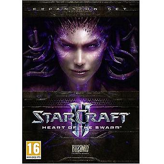 Starcraft II (2) Heart of the Swarm PC Game