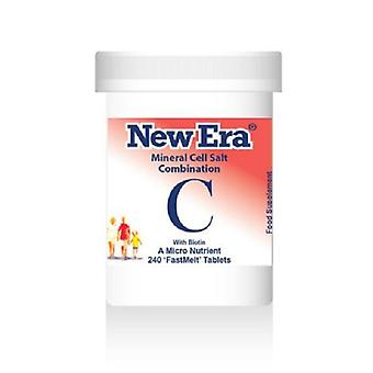 New Era, Combination C, 240 tablets
