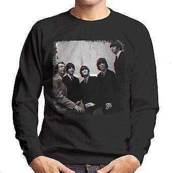 TV tider Beatles med Johnny Hamp Mäns tröja