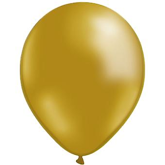 Balloons 20 Pack gold.