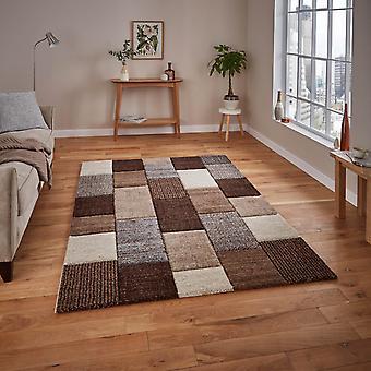 Brooklyn Teppiche 21830 In Beige und grau
