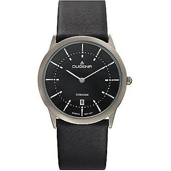 Dugena horloge mens watch fundamentele 4460338