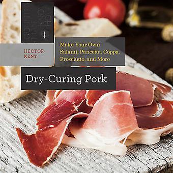 Torr-härdning fläsk - gör din egen Salami - Pancetta - Coppa - Prosciutto
