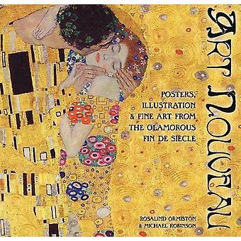 Art Nouveau - Posters - illustratie & kunst uit de glamoureuze Fin