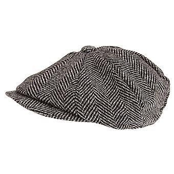 Mens Baker Boy Wool Hat