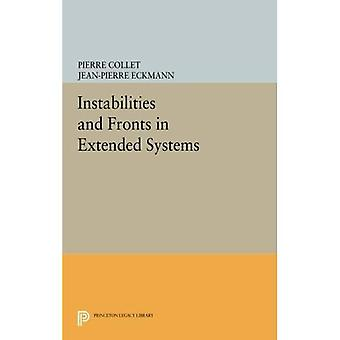 Instabiliteit en fronten in Extended Systems (Princeton Legacy Library)