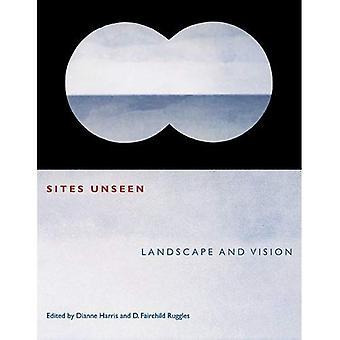 Invisível de sites: Visão e paisagem