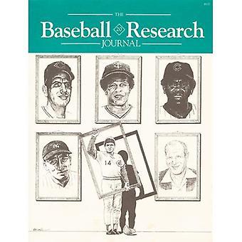 The Baseball Research Journal (Brj), Volume 20