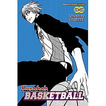Kurokos basket (2-i-1 utgåva), Vol. 10: inkluderar vols. 19 & 20 (Kurokos basket)