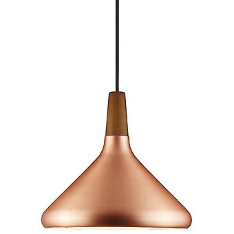 Float 27 - Medium Conical Copper Pendant - Nordlux 78213030