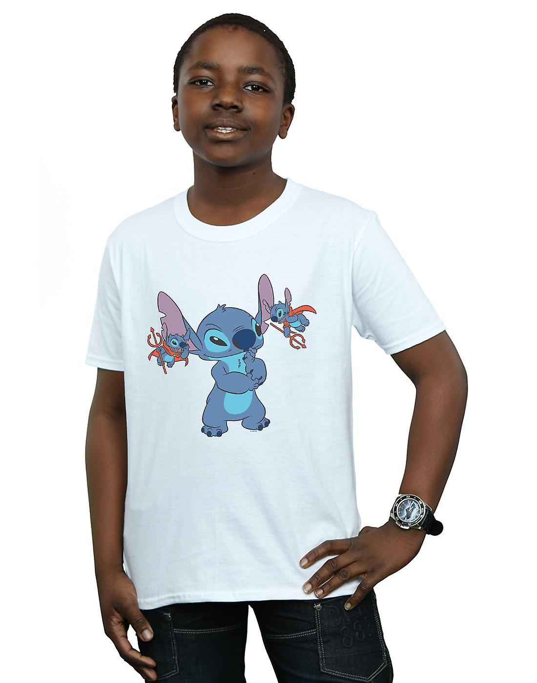 Disney Boys Lilo And Stitch Little Devils T-Shirt