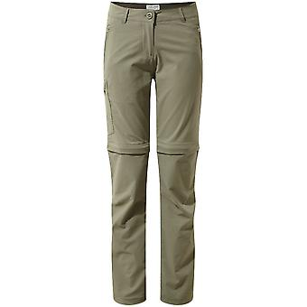Craghoppers Womens Nosi liv Pro Cabriolet Zip-Off byxor