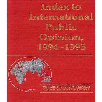 Index für die internationale öffentliche Meinung 19941995 von Lsi