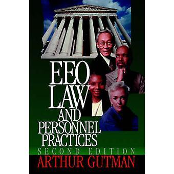 EEO lag och personal praxis av Gutman & Arthur