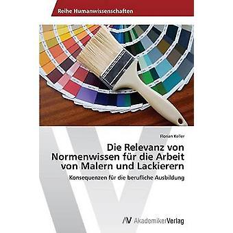 Relevanz von Normenwissen fr die Arbeit von Malern und Lackierern par Florian Keller
