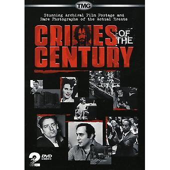 Crimes of the Century [DVD] USA import