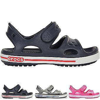 Unisex Kids Crocs Crocband II Sandal Lightweight Summer Holiday Shoes