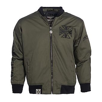 West Coast choppers mens Blouson block