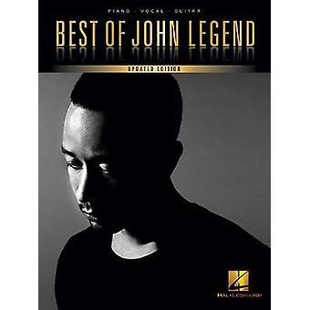 Best Of John Legend Updated Edition (PVG) by John Legend - 9781495095