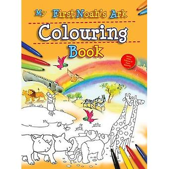 My First Noah's Ark Colouring Book by James Bethan - 9781860242632 Bo